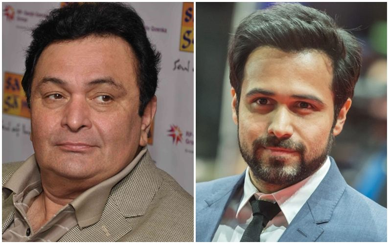 Rishi Kapoor, Emraan Hashmi to work together soon