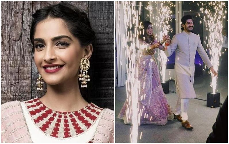 You deserve all the happiness: Sonam to brother Mohit Marwah
