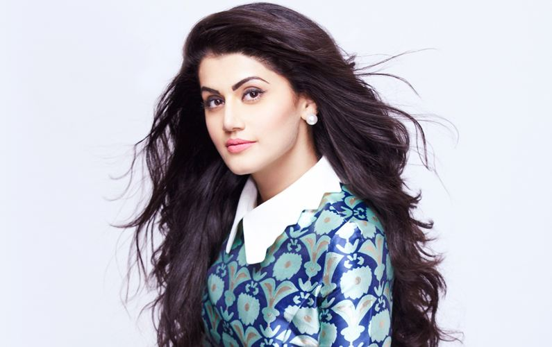 Taapsee's hockey training comes handy for 'Manmarziyan'