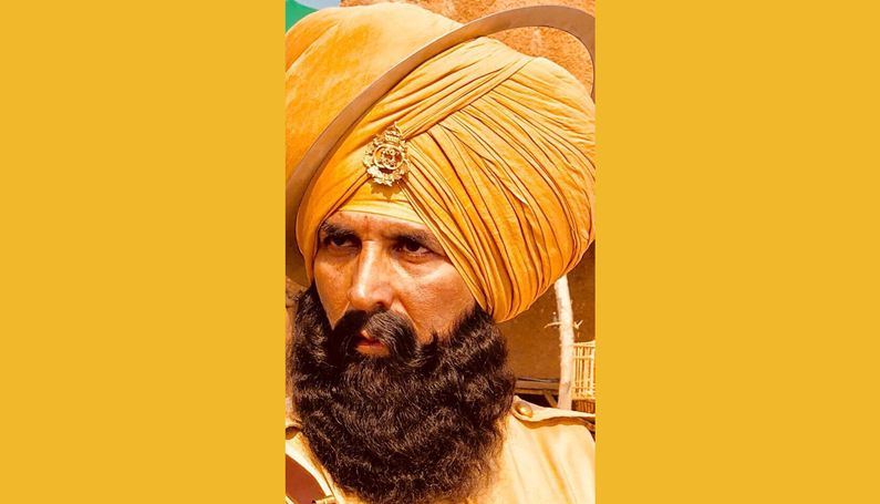 'Kesari' set gutted 10 days before film's completion