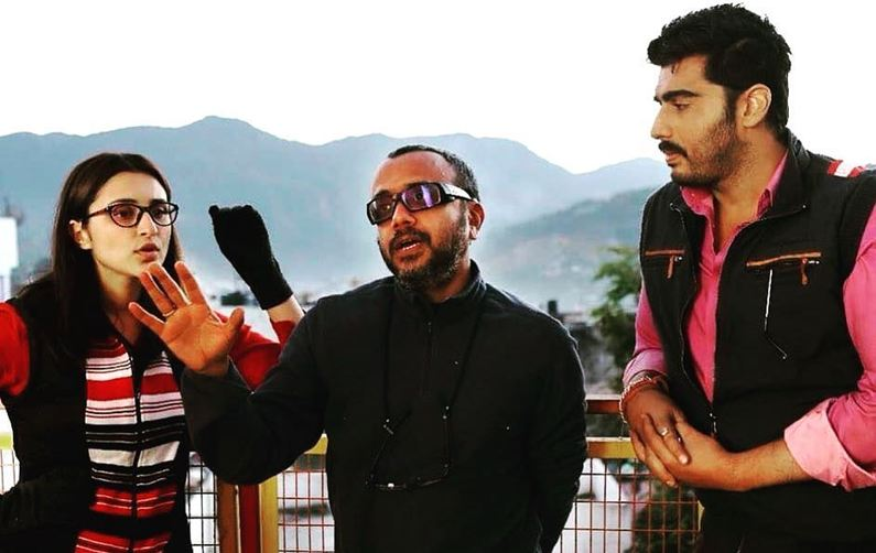 Arjun Kapoor wraps up shooting for 'Sandeep aur Pinky Faraar'