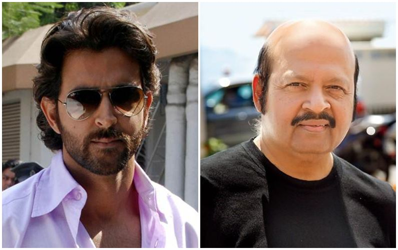 I'm biggest fan of my uncle Rajesh Roshan: Hrithik