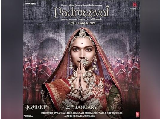 SC stays ban on 'Padmaavat' release in 3 states