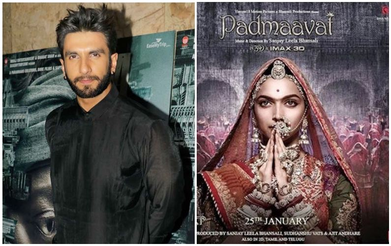 'Padmaavat' crosses Rs 300 cr, Ranveer calls it 'historic film'