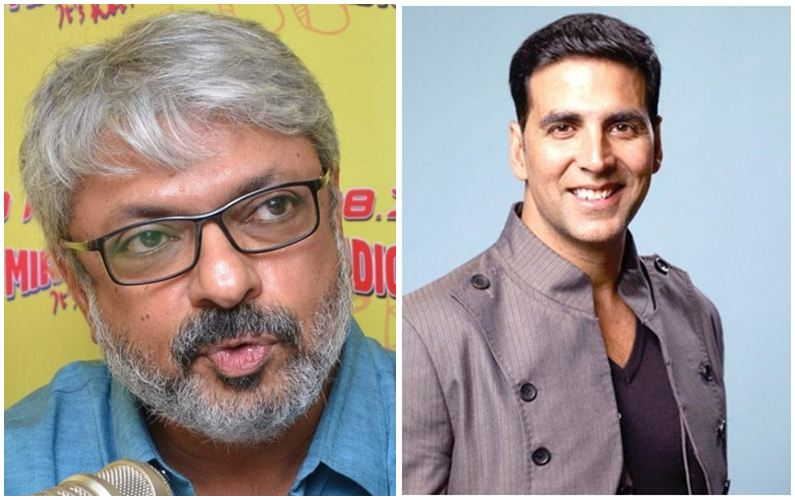 Bhansali 'thanks' Akshay for averting PadMan-Padmaavat clash