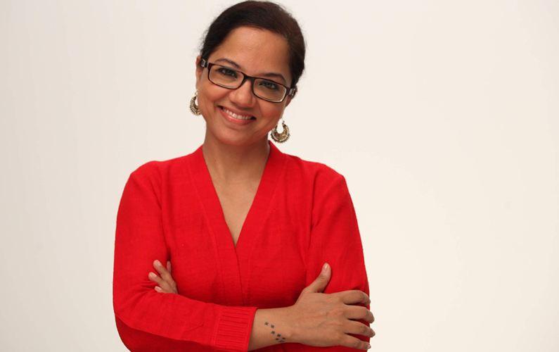 I've inherited creative genes from mom: Tanuja Chandra