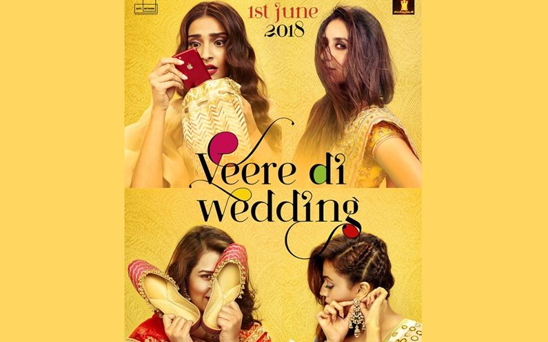 Get set for a mad 'Veere Di Wedding'