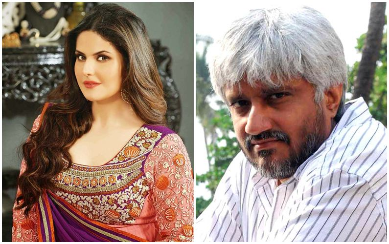 Vikram Bhatt an ocean full of knowledge: Zareen