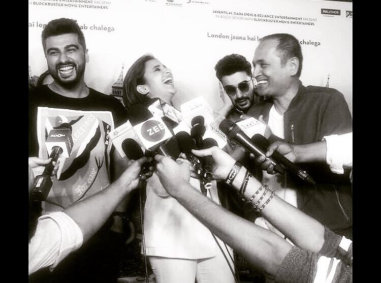 Arjun Kapoor's heartfelt note post wrapping 'Namaste England'