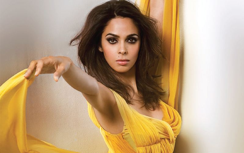 Running away from home gave me courage: Mallika Sherawat