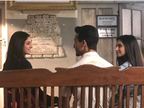 'Student' Tiger back on sets for second schedule