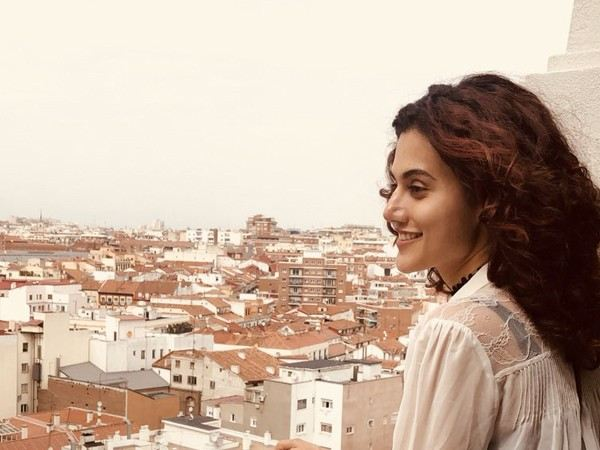Taapsee shares 'Soorma' tales