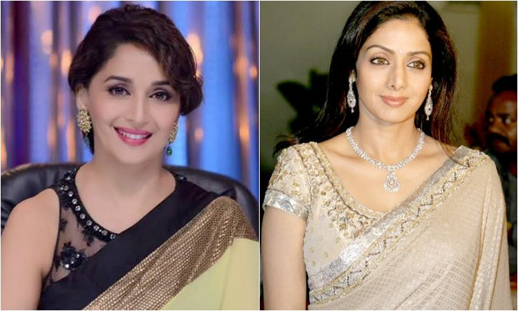 Madhuri takes Sridevi's place in Abhishek Varman's film