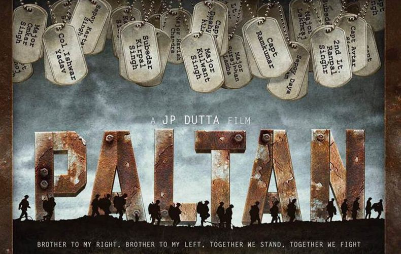 'Paltan' trailer to be out tomorrow