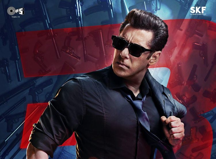 Salman Khan gets in racer mode for 'Race 3'