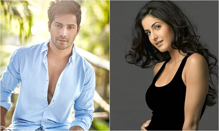 Varun, Katrina unite for dance movie