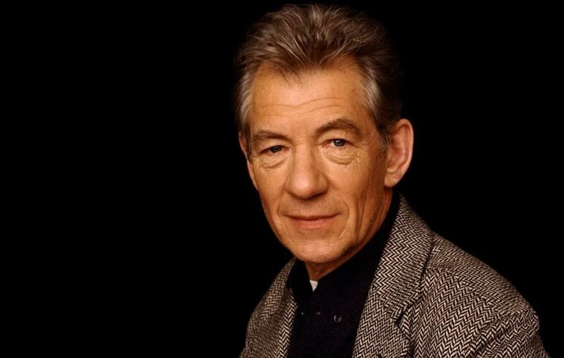 Ian McKellen wants 'celebratory' funeral for himself