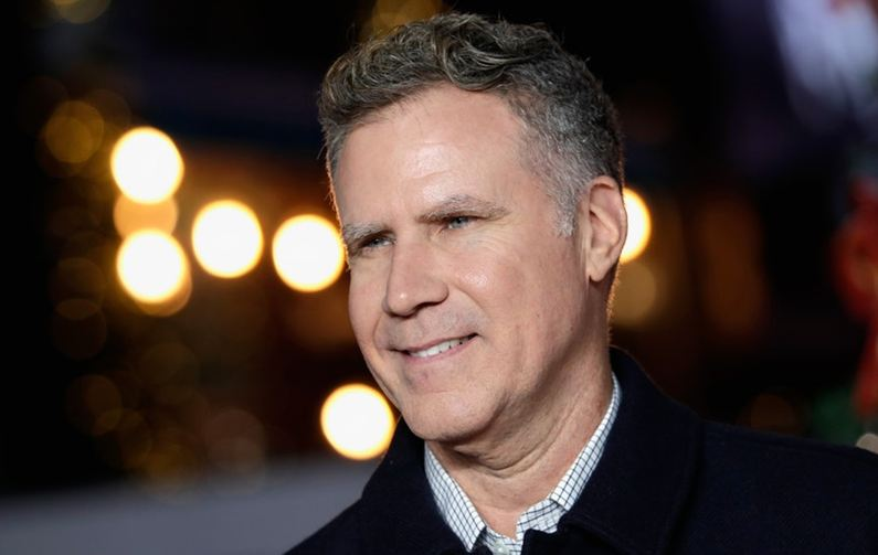 Will Ferrell unhurt in car accident