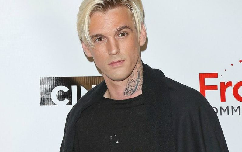 Aaron Carter wants to help young stars navigate fame