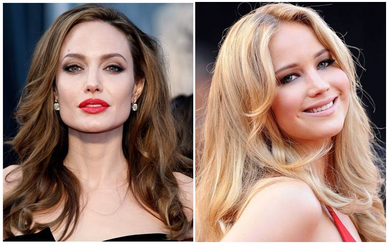 Angelina Jolie, Jennifer Lawrence rule BAFTA 2018 red carpet