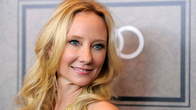 Anne Heche was surprised with 'The Brave' script