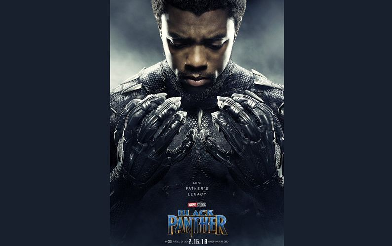 'Black Panther' breaks box-office records in debut weekend