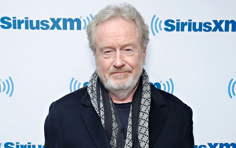 Ridley Scott honoured with BAFTA Fellowship