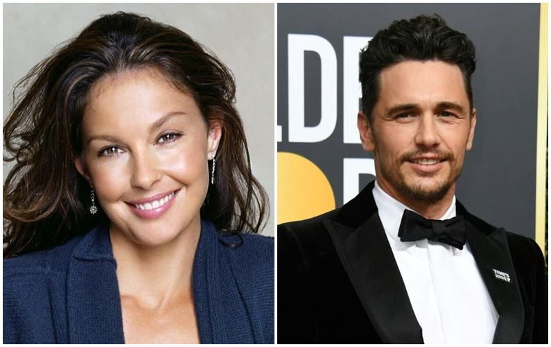 Judd praises James Franco's response to allegations