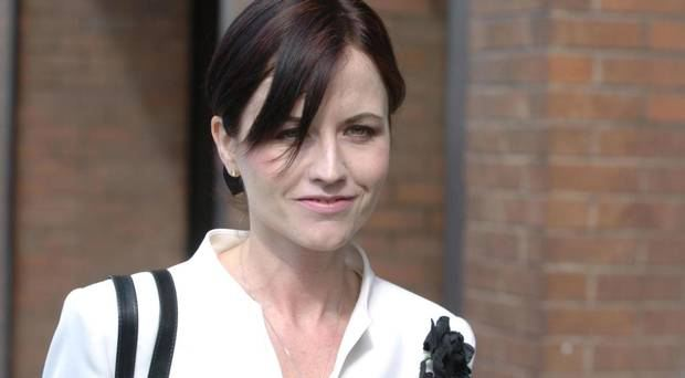 Death of Cranberries lead singer O'Riordan not suspicious: British police