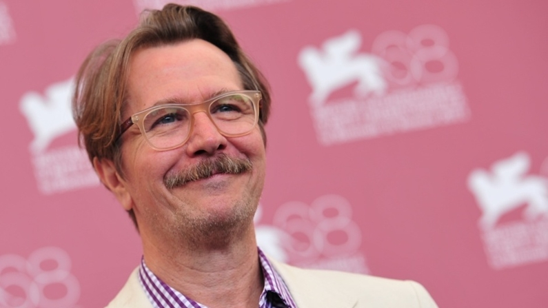 I'm quite a private person: Gary Oldman