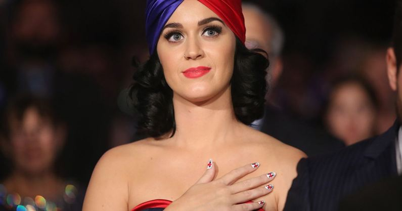 Katy Perry launches scented sandal collection