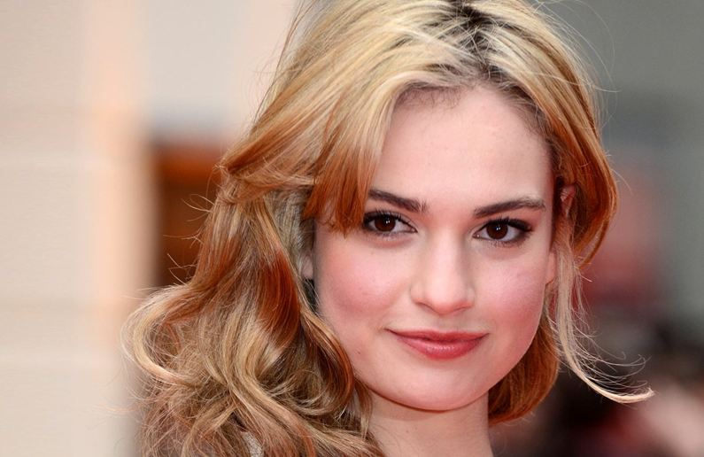 Lily James didn't speak for a week before filming 'Mamma Mia 2'