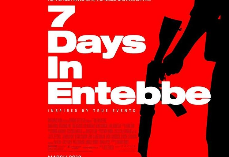 '7 Days in Entebbe' cleared for India release