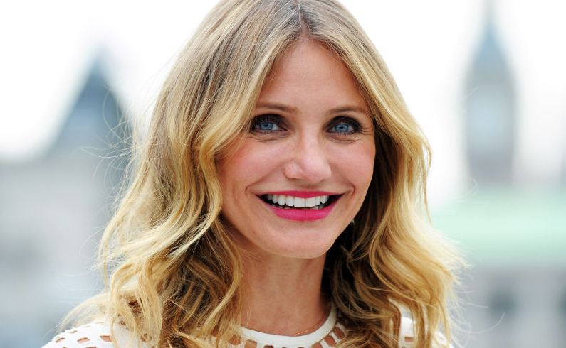 Cameron Diaz not retiring from acting