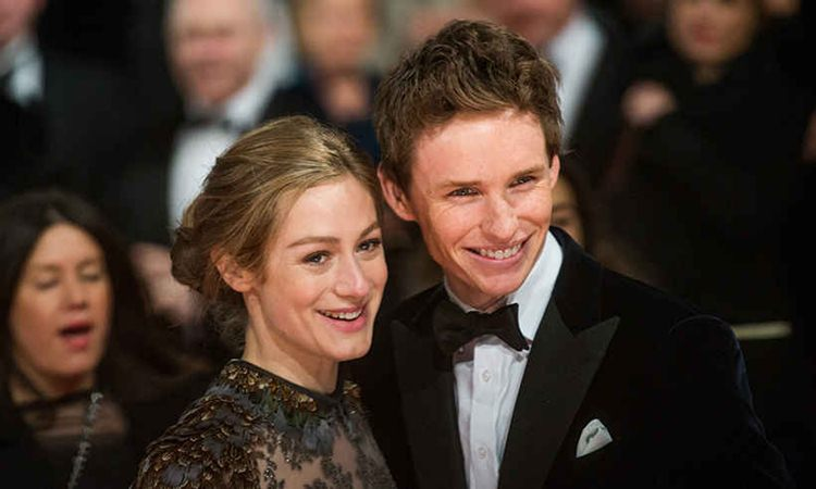 Eddie Redmayne becomes father again