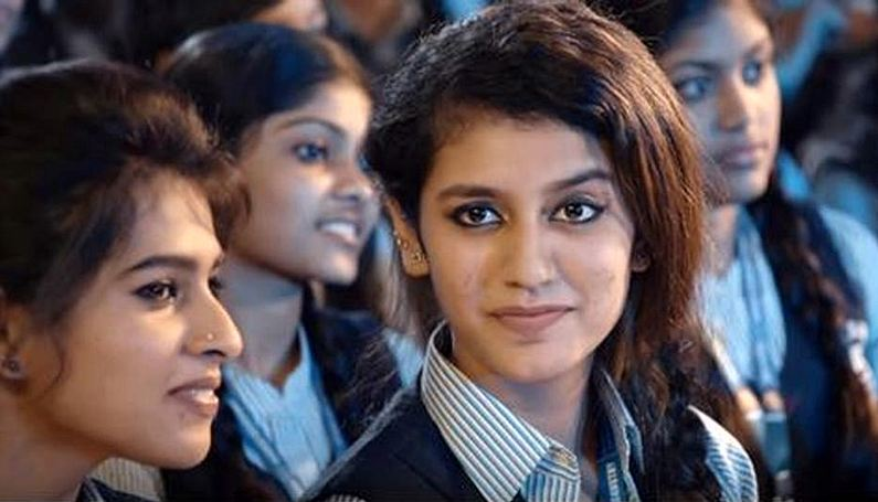 Complaint against viral song starring Priya Prakash Varrier