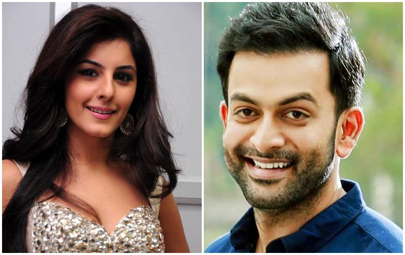 Been wanting to work with Prithviraj for 6 years: Isha Talwar
