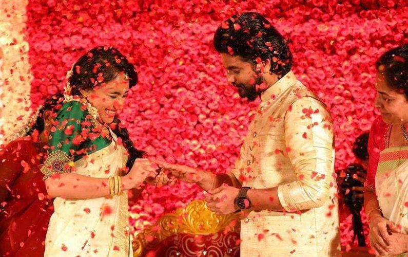 Malayalam actor Neeraj Madhav gets engaged