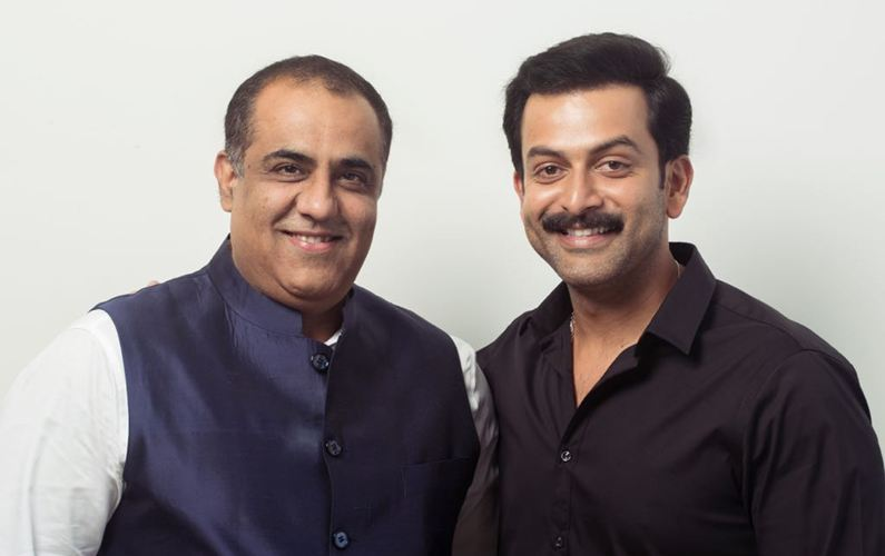 Prithviraj's production house collaborates with Sony Pictures International Productions
