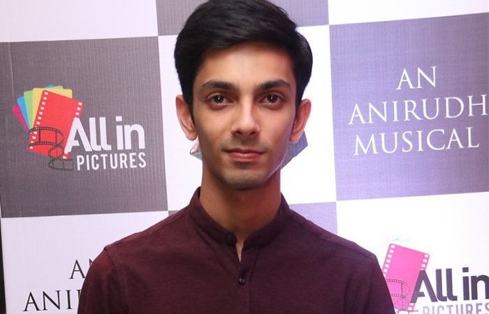 Anirudh's 'Julie' an ode to pets