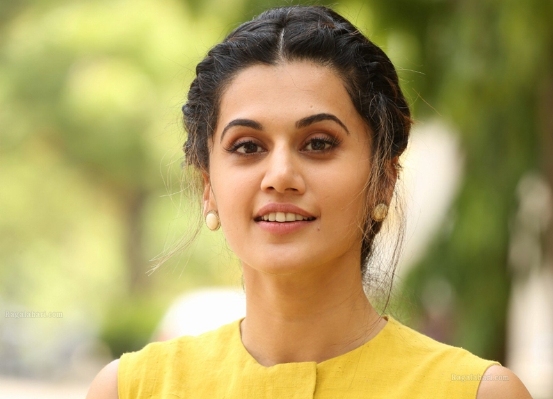 Taapsee Pannu's Valentine's Day message to fans on road safety