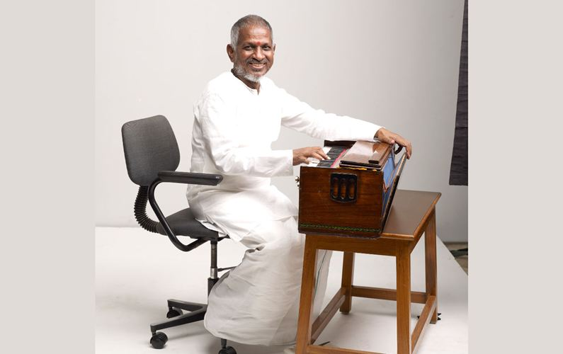 Ilaiyaraaja sings for 'Maari 2'