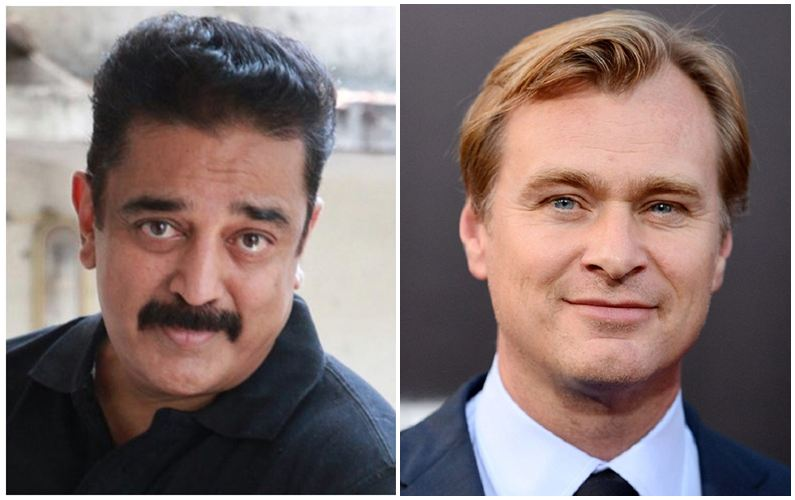 Kamal Haasan meets Christopher Nolan