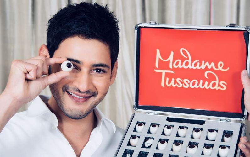 Mahesh Babu to get wax figure at Madame Tussauds