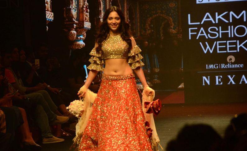 My self-discovery happened through fashion: Tamannaah Bhatia