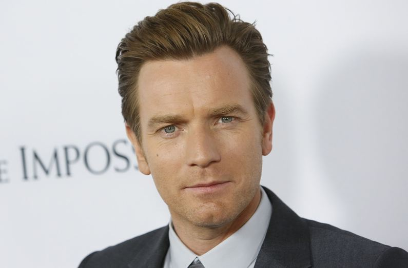 Ewan McGregor to star in 'Shining' sequel
