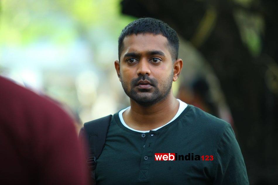 Asif ali in honey bee malayalam movie